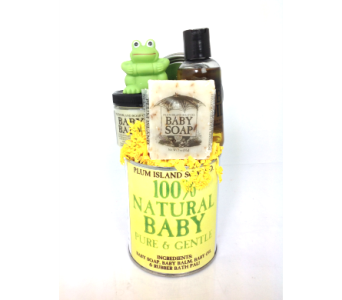 100% Natural Baby Can in Jonesboro AR, Posey Peddler