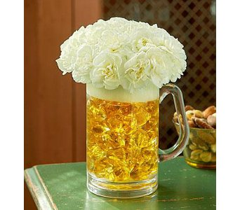 Blooming Beer Mug in Norristown PA, Plaza Flowers