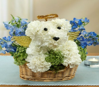 ALL DOGS GO TO HEAVEN in Port Charlotte FL, Punta Gorda Florist Inc.
