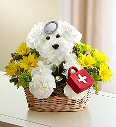 DOGGIE HOWSER M D in Port Charlotte FL, Punta Gorda Florist Inc.