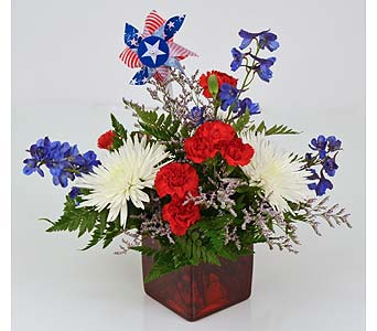 Broad Stripes in Indianapolis IN, Gillespie Florists
