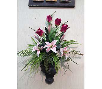 Wall Sconce in New Castle PA, Butz Flowers & Gifts