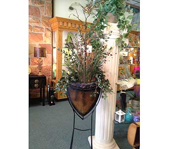 Metal Floor Stand in New Castle PA, Butz Flowers & Gifts