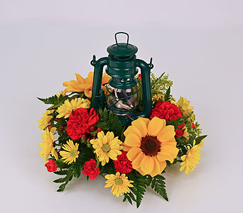 Fireside Lantern in Indianapolis IN, Gillespie Florists
