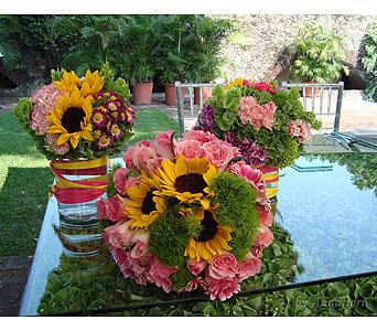Wedding Reception Delivery San Antonio TX Blooming Creations Florist