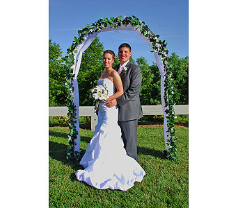 Frontier Culture Museum Wedding in Staunton VA, Rask Florist, Inc.