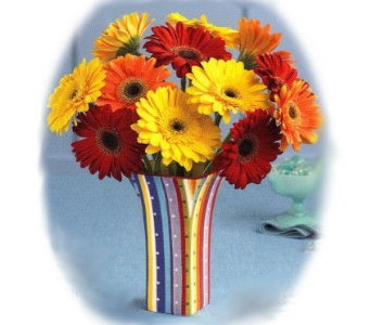 Rainbow Bouquet in Mount Horeb WI, Olson's Flowers