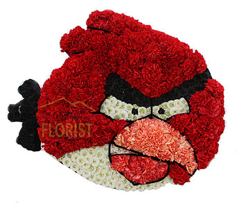 Angry Bird in Palm Springs CA, Palm Springs Florist, Inc.