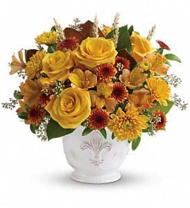 Teleflora's Country Splendor Bouquet in Ravena NY, Janine's Floral Creations