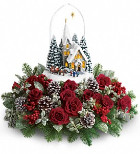 Thomas Kinkade's Starry Night by Teleflora in Hunt Valley MD, Hunt Valley Florals & Gifts