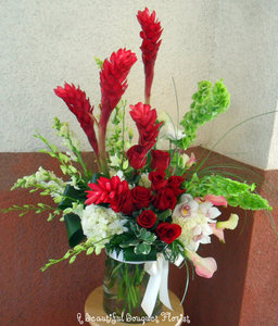 Ravishing Red in Henderson NV, Beautiful Bouquet Florist