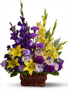 Basket of Memories in Clearwater FL, Hassell Florist