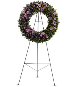 Heavenly Wreath in Clearwater FL, Hassell Florist