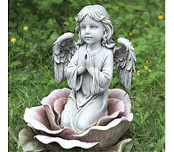 Angel Praying $55.95 in Westerville OH, Reno's Floral