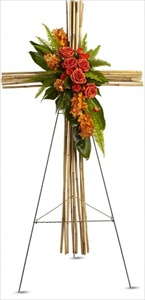 River Cane Cross in Clearwater FL, Hassell Florist