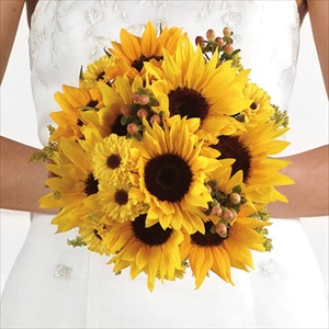 Sunflower Bouquet in Clearwater FL, Hassell Florist