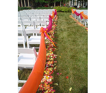 Wedding in State College PA, Avant Garden