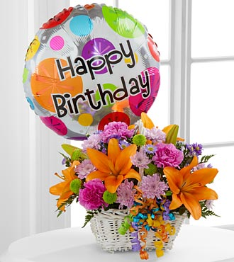 HAPPY BIRTHDAY BLOOMS in Vienna VA, Vienna Florist & Gifts