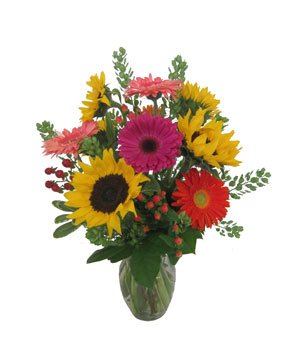 Summer Fiesta in Grand Rapids MI, Kennedy's Flower Shop