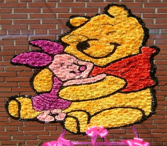 Winnie the Pooh  in Brooklyn NY, David Shannon Florist & Nursery