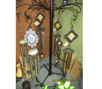 Misc. Wind Chimes in Derby KS, Mary's Unique Floral & Gift