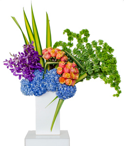 Radiance - End Piece Flowers in Dallas TX, Dr Delphinium Designs & Events