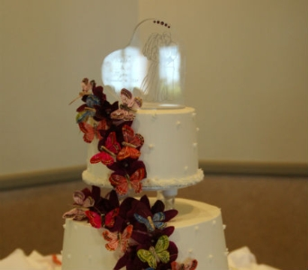 Cake Topper in San Diego CA, Flowers Of Point Loma