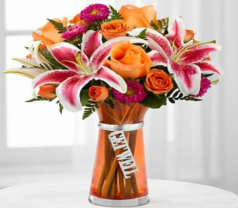 Get Well Soon Bouquet in Kingsport TN, Holston Florist Shop Inc.