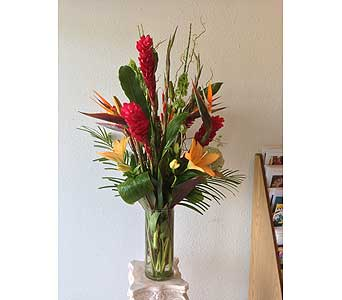 Zen Tropical in Rancho Palos Verdes CA, JC Florist & Gifts