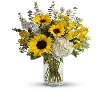 To See You Smile Bouquet - T514-1A in Fond Du Lac WI, Haentze Floral Co
