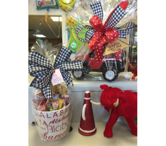 Bama Goodies  in Tuscaloosa AL, Stephanie's Flowers, Inc.