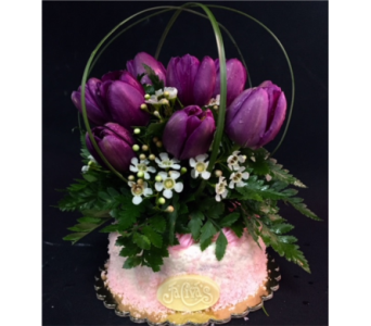 Tulip cake in Portland OR, Portland Florist Shop