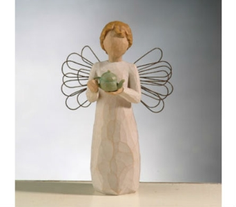 Willow Tree Angel of the Kitchen in Rantoul IL, A House Of Flowers