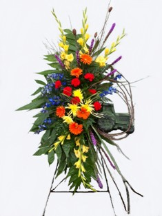 A Farmer's First Love Spray in Lake Charles LA, A Daisy A Day Flowers & Gifts, Inc.