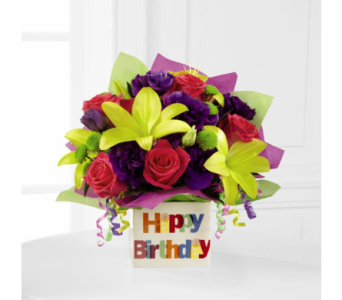 Happy Birthday To You Bouquet -Deluxe in Arizona, AZ, Fresh Bloomers Flowers & Gifts, Inc