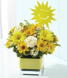 Sunny Day Bouquet  in Lemont IL, Royal Petals