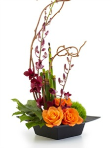 Harmony & Style Bouquet in Lemont IL, Royal Petals
