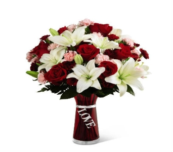 Expressions of Love Bouquet Premium in Arizona, AZ, Fresh Bloomers Flowers & Gifts, Inc