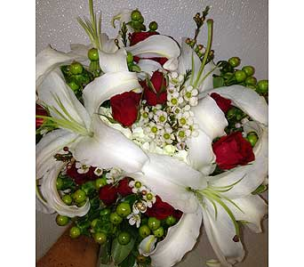 Bridal Bouquet in Johnstown PA, B & B Floral