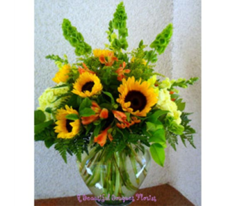 Sunflower Garden in Henderson NV, Beautiful Bouquet Florist