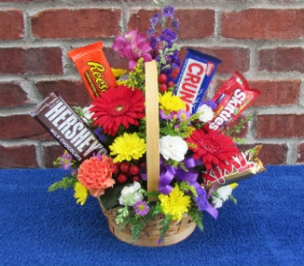 WAGNERS  SWEETNESS BOUQUET-for local delivery only in Circleville OH, Wagner's Flowers