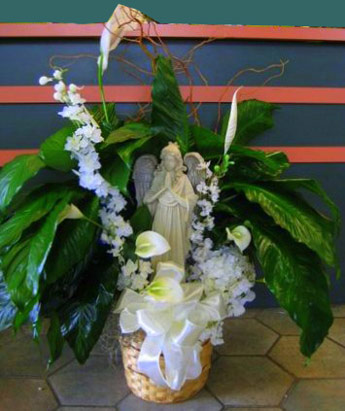 City of Angels  in Smithtown NY, James Cress Florist