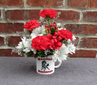 WESTFALL MUG-for local delivery only in Circleville OH, Wagner's Flowers