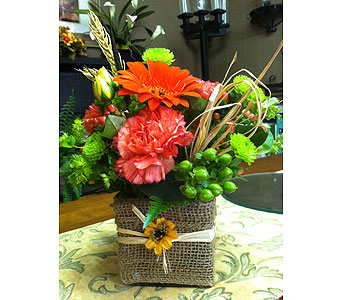 AUTUMN SPICE in Chattanooga TN, Chattanooga Florist 877-698-3303