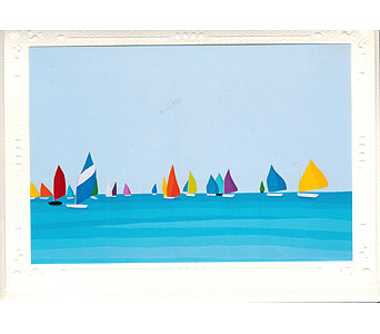 Sailboats by Stephanie in Victoria BC, Fine Floral Designs