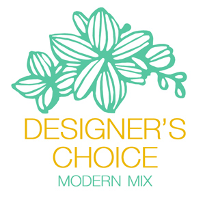 Designer''s Choice - Modern Mix in Dallas TX, Dr Delphinium Designs & Events