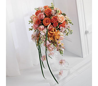 Orange Wedding 10 in Albuquerque NM, Silver Springs Floral & Gift