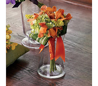 Orange Wedding 25 in Albuquerque NM, Silver Springs Floral & Gift