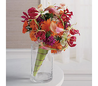 Orange Wedding 29 in Albuquerque NM, Silver Springs Floral & Gift