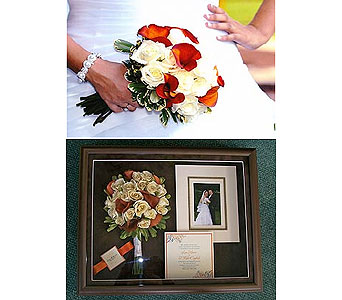 Before and After in Middletown DE, Forget Me Not Florist & Flower Preservation